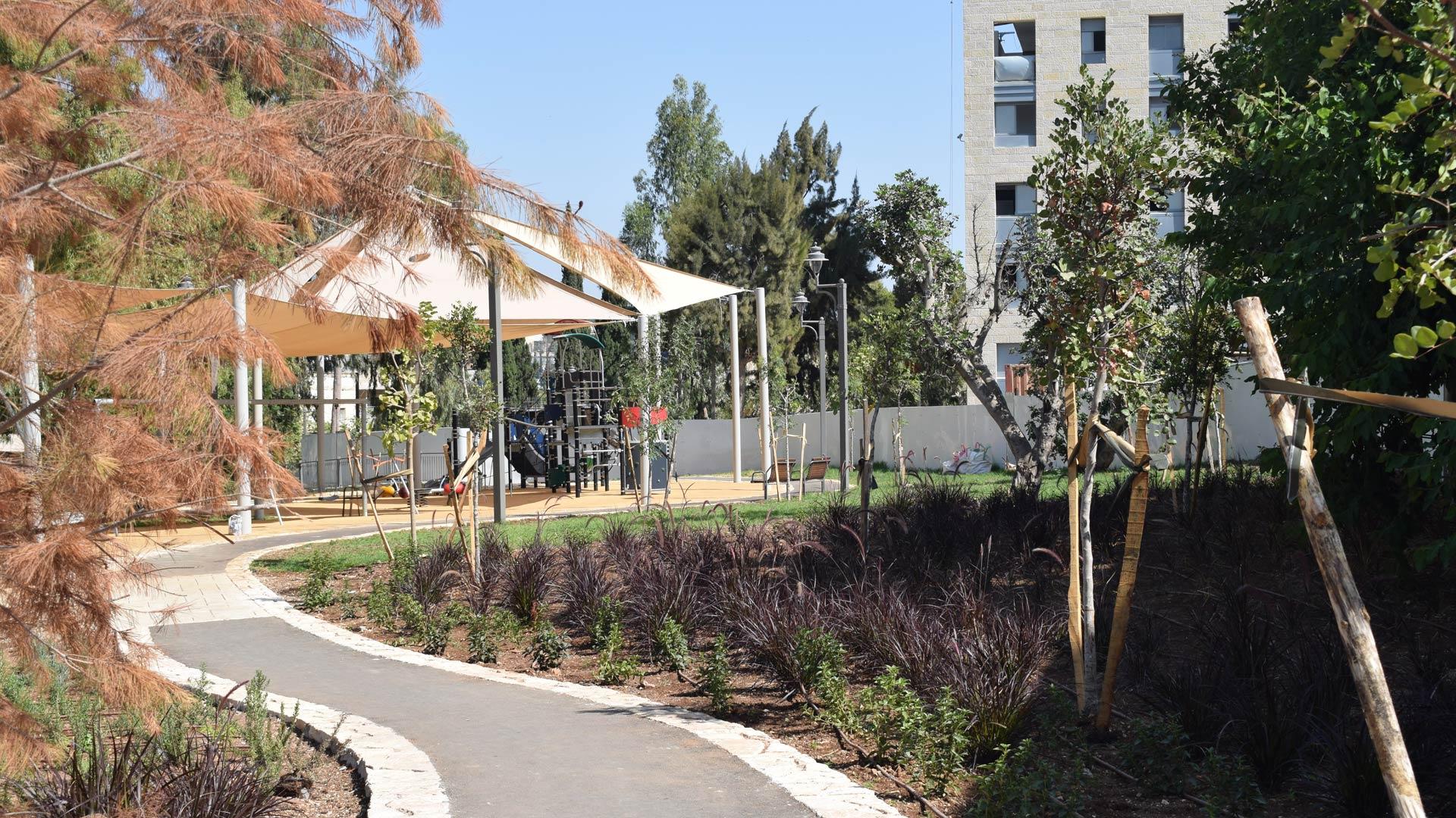 פארק ליפשיץ, ירושלים